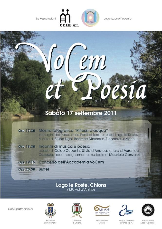 VoCem et Poesia