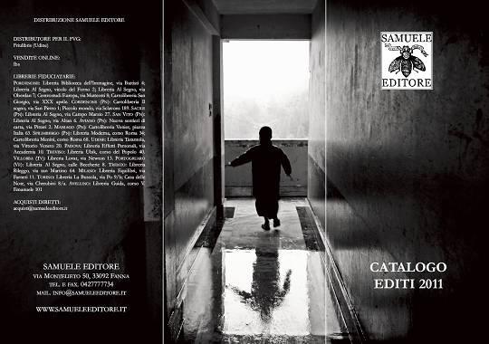 Catalogo editi 2011 di Samule Editore