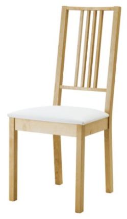 Una sedia
