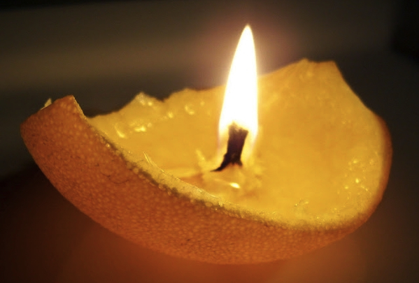 Candela arancia