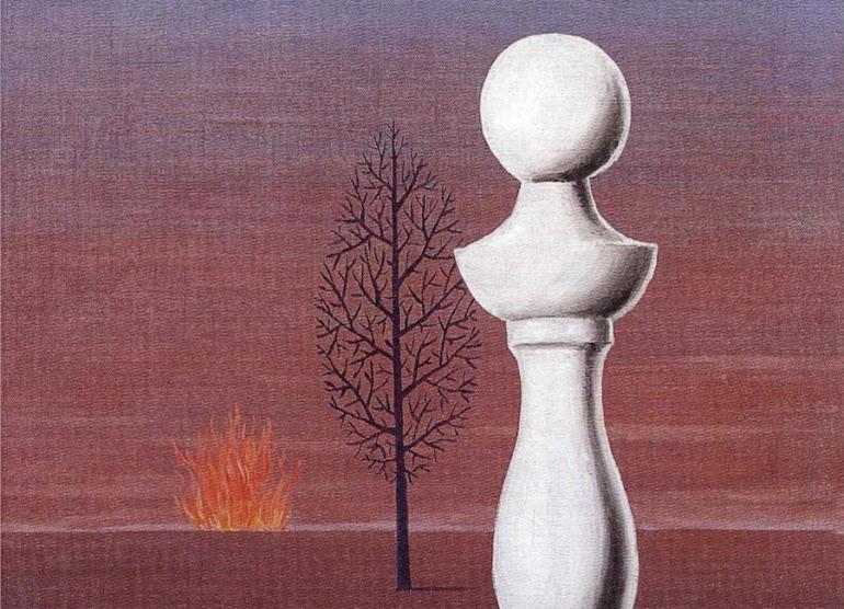 Magritte, Gente alla moda