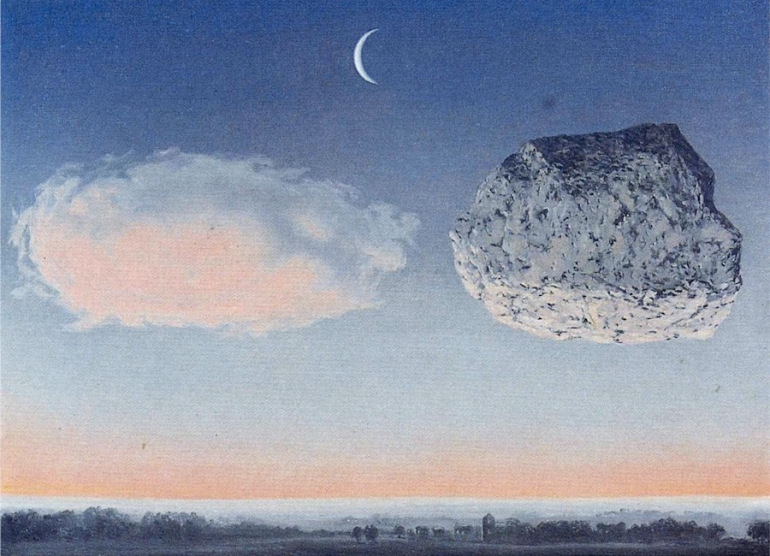 Magritte, La battaglia delle Argonne