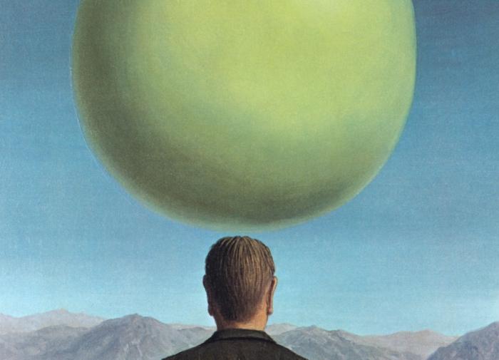 Magritte, La cartolina