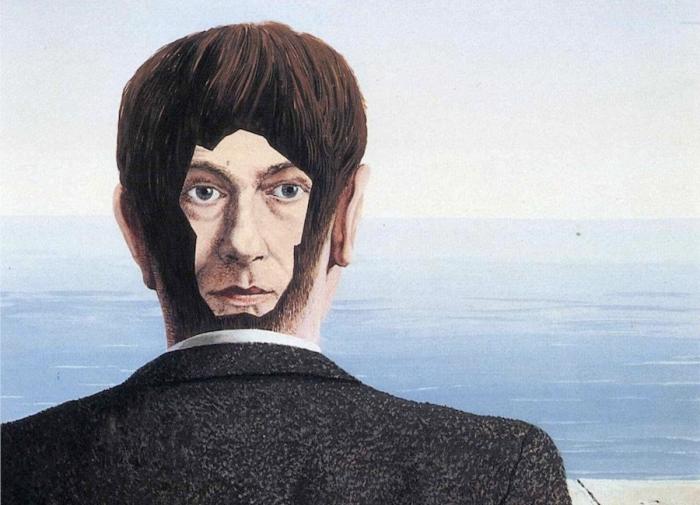 Magritte, La casa di vetro